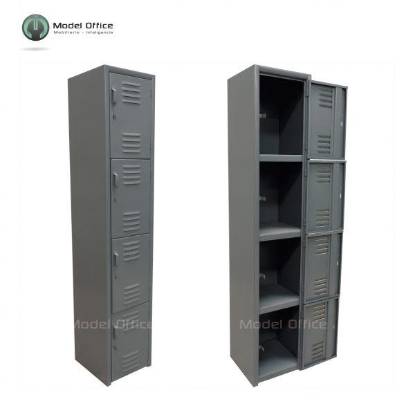 Locker Metálico 4P